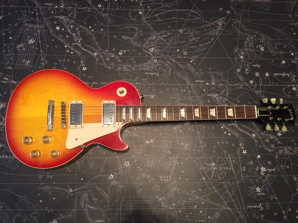 rmusic ru gibson guitars 1958 gibson les paul standard reissue